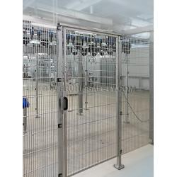 Puertas FLEX II Inox 2000 x...